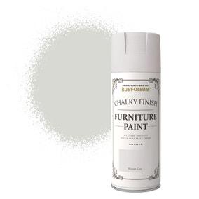 Rust-Oleum Winter Grey Furniture Spray Paint 400ml