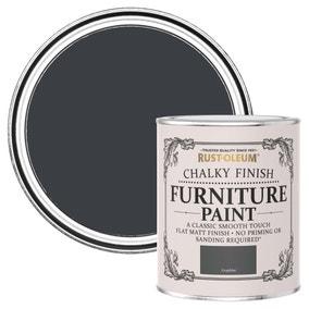 Rust-Oleum Graphite Matt Furniture Paint