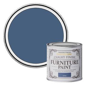 Rust-Oleum Ink Blue Matt Furniture Paint