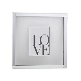 "Mirrored Floating Frame 7"" x 5"" (18cm x 13cm)"