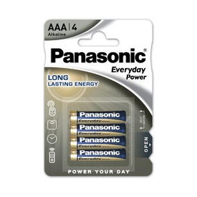Panasonic Everyday Pack of 44 AAA Batteries
