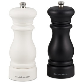 Cole and Mason Southwold Salt and Pepper Mill Set