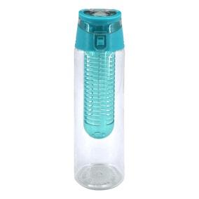 Teal 700ml Infuser Bottle