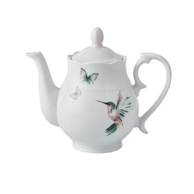 Heavenly Hummingbird Teapot
