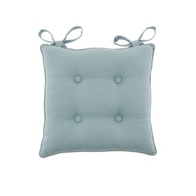 Isabelle Soft Blue Seat Pad