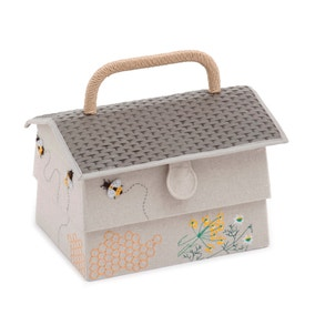 Beehive Sewing Box