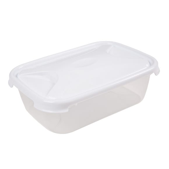 Rectangular 2.75L Container Clear