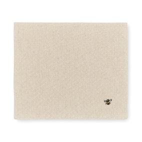 Pack of 2 Bees Fabric Placemats