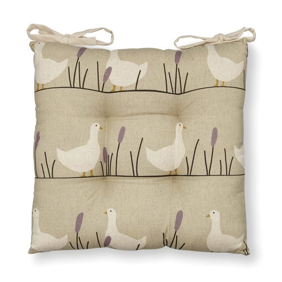 Lucy Goose Seat Pad Natural
