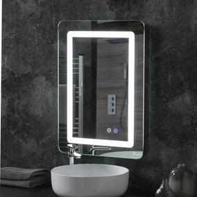 Colorado LED Portrait Mirror