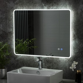 Moscow LED Landscape Mirror