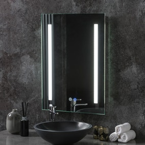 Stockholm LED Portrait Mirror