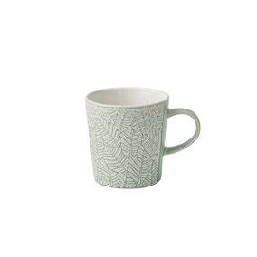 Reactive Leaf Mug