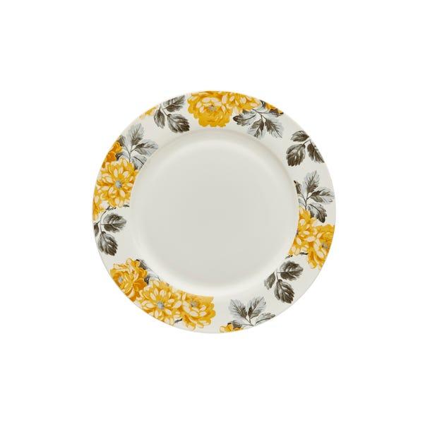 Ashbourne Dinner Plate White
