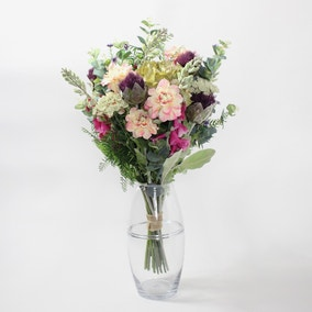 Florals Forever Amelia Eustoma Luxury Bouquet Multi 63cm
