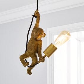Odisha Monkey Ceiling Fitting