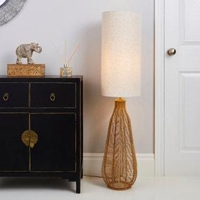Kylo Woven String Floor Lamp