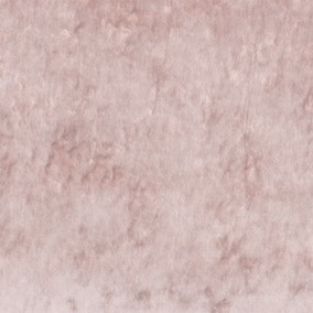 Marble Velour Blush Cotton Fabric