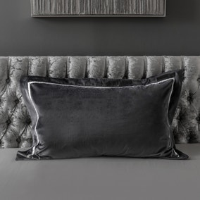 Arianna Grey Oxford Pillowcase