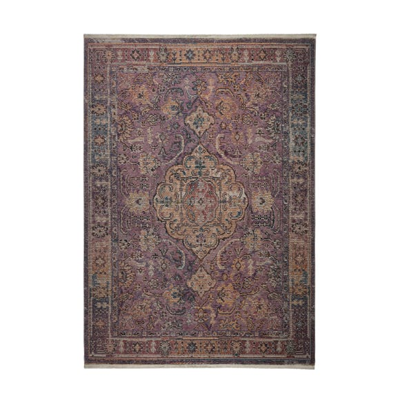 Stirling Traditional Rug Purple undefined