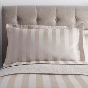 Allana Gold Oxford Pillowcase