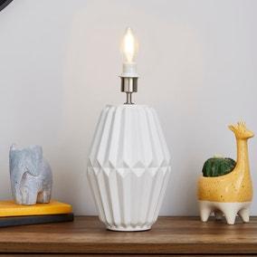 Mai Ceramic Lamp Base