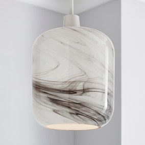 Kolla Marble Glass Easy Fit Pendant