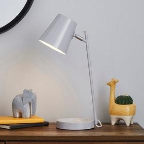 Cisco Modern Trinket Tray Task Lamp