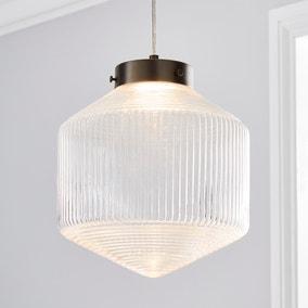 Orb LED Pendant Ceiling Fitting