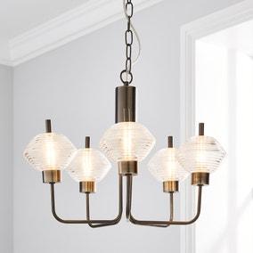 Orb LED Single Ceiling Fitting