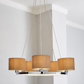 Talinn LED 5 Light Ceiling Fitting