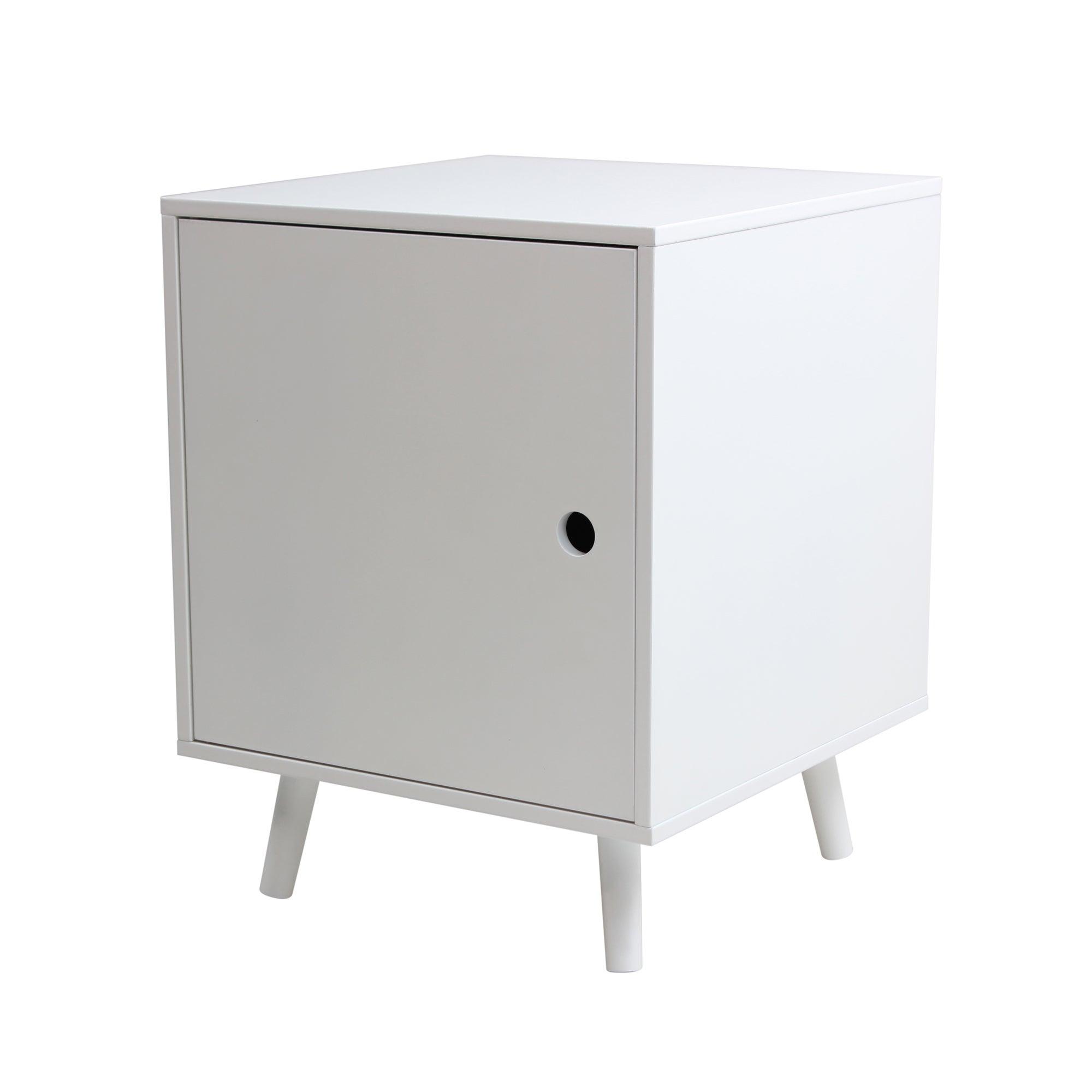 White Storage Box White