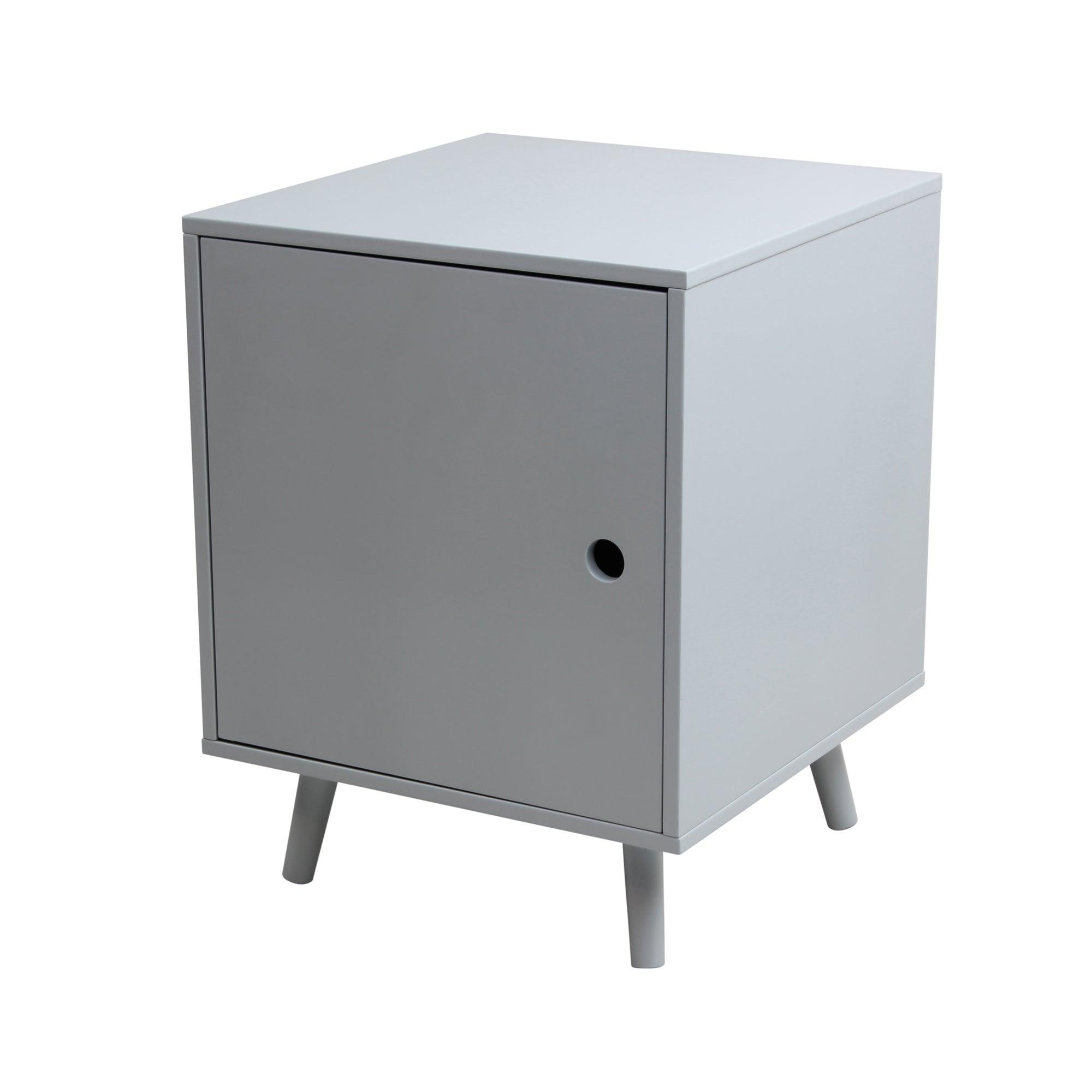 Grey Storage Box Grey
