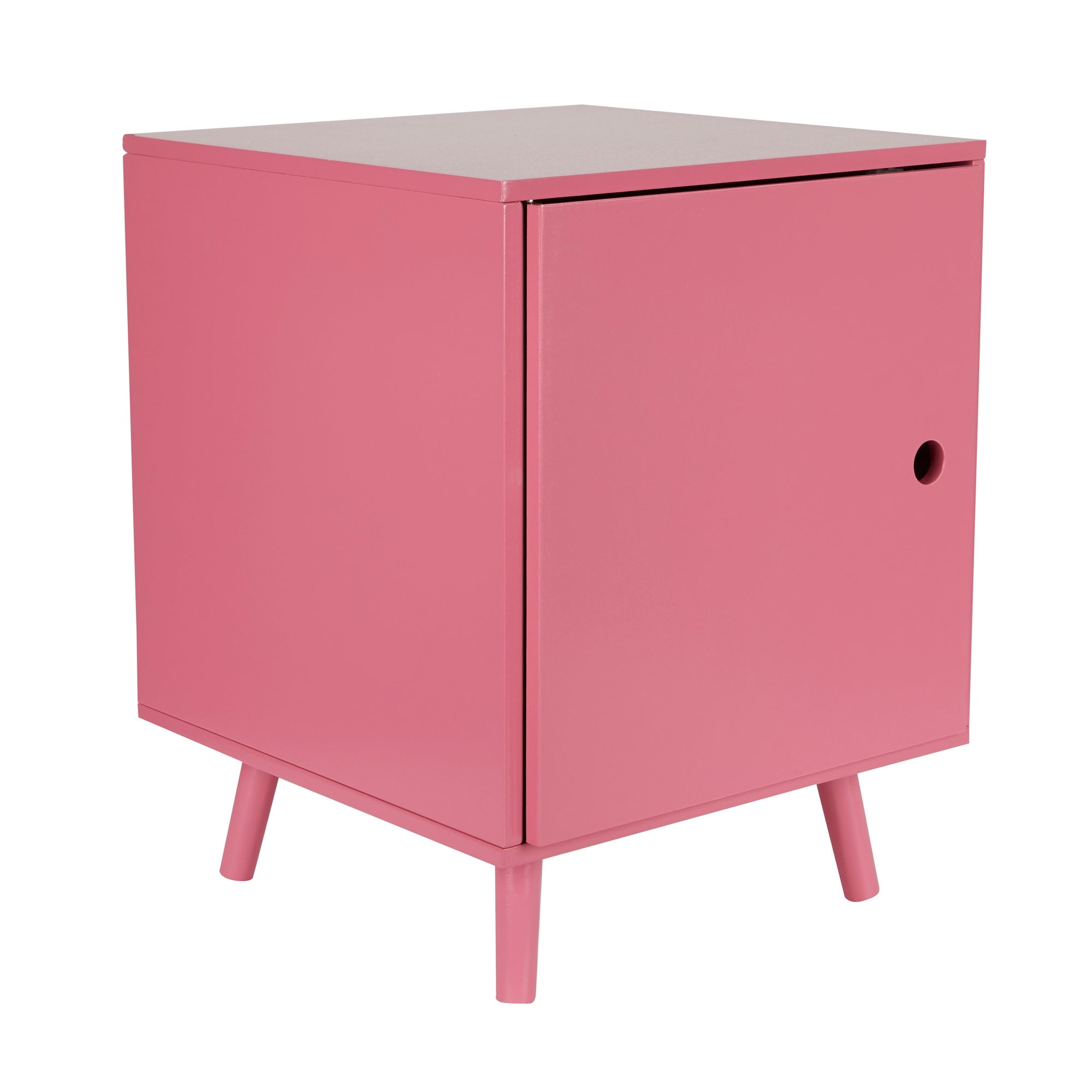 Elements Bright Pink Storage Box Pink