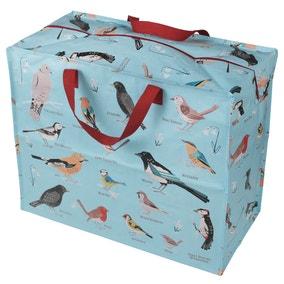 Rex London Garden Birds Jumbo Bag