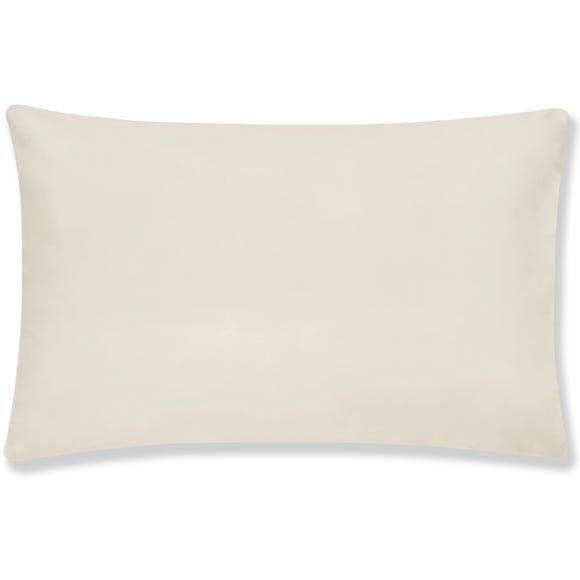 Hotel Egyptian Cotton Natural Housewife Pillowcase Pair Natural