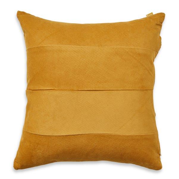 Jagger Corduroy Ochre Cushion Ochre
