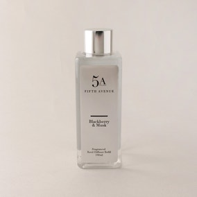 5A Blackberry and Musk 150ml Reed Diffuser Refill