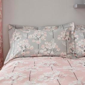 Erin Pink Oxford Pillowcase