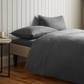 Soft & Cosy Luxury Brushed Cotton Flat Sheet