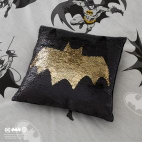 Batman Reversible Sequin Cushion