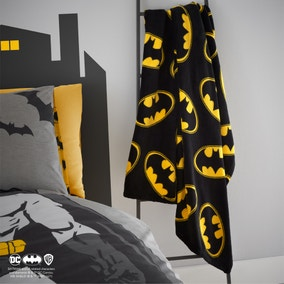 Batman Logo Blanket