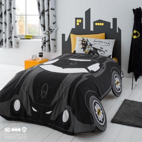 Batman Batmobile Bedspread