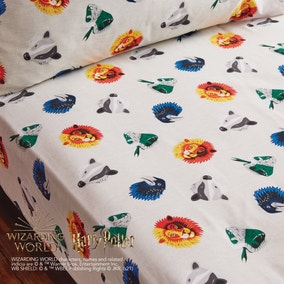 Harry Potter Single Fitted Sheet