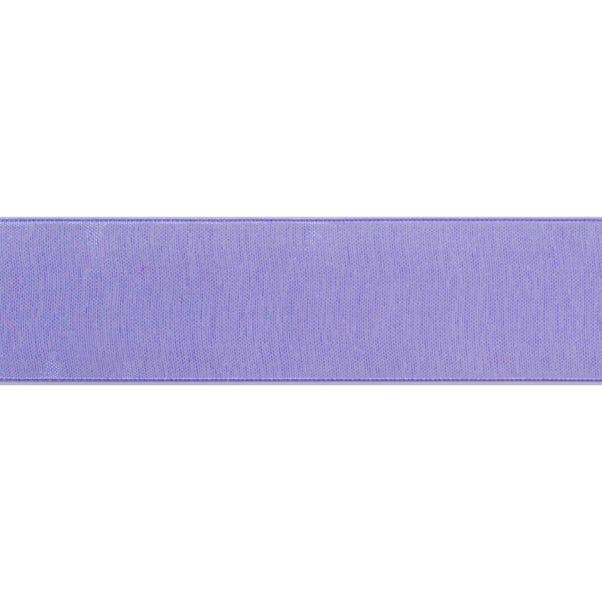 Ribbon Organdie Purple undefined