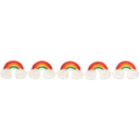 Rainbow Trim