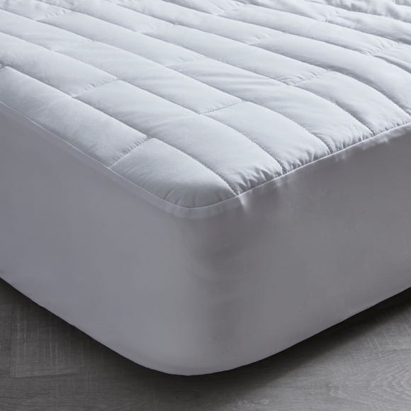 Fogarty Bamboo Mattress Protector White undefined