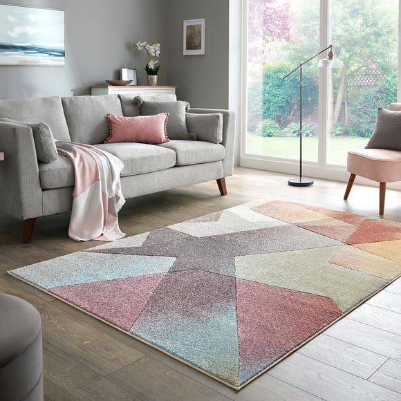 Remy Rug MultiColoured undefined