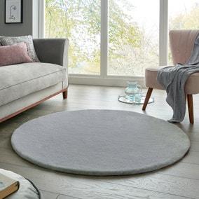Supersoft Lush Circle Rug