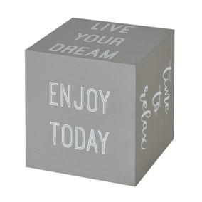 Slogan Cube